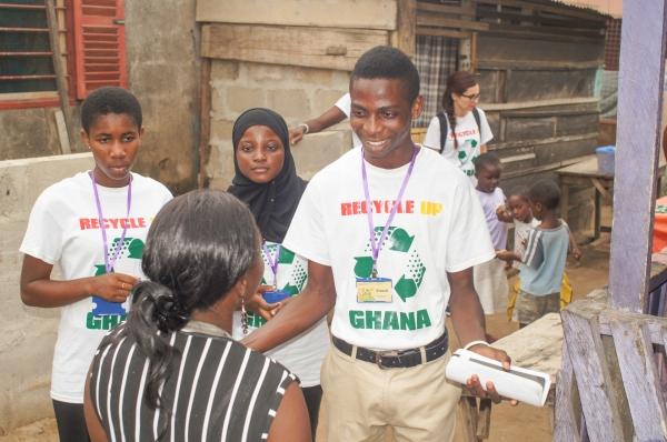 Some Participants during Community Exploration