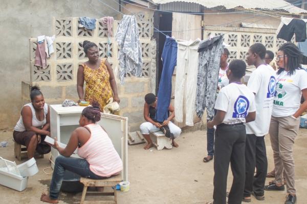 Community Exploration at Abura