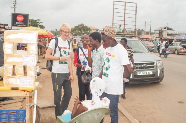 Community Exploration on the Streets of Abura